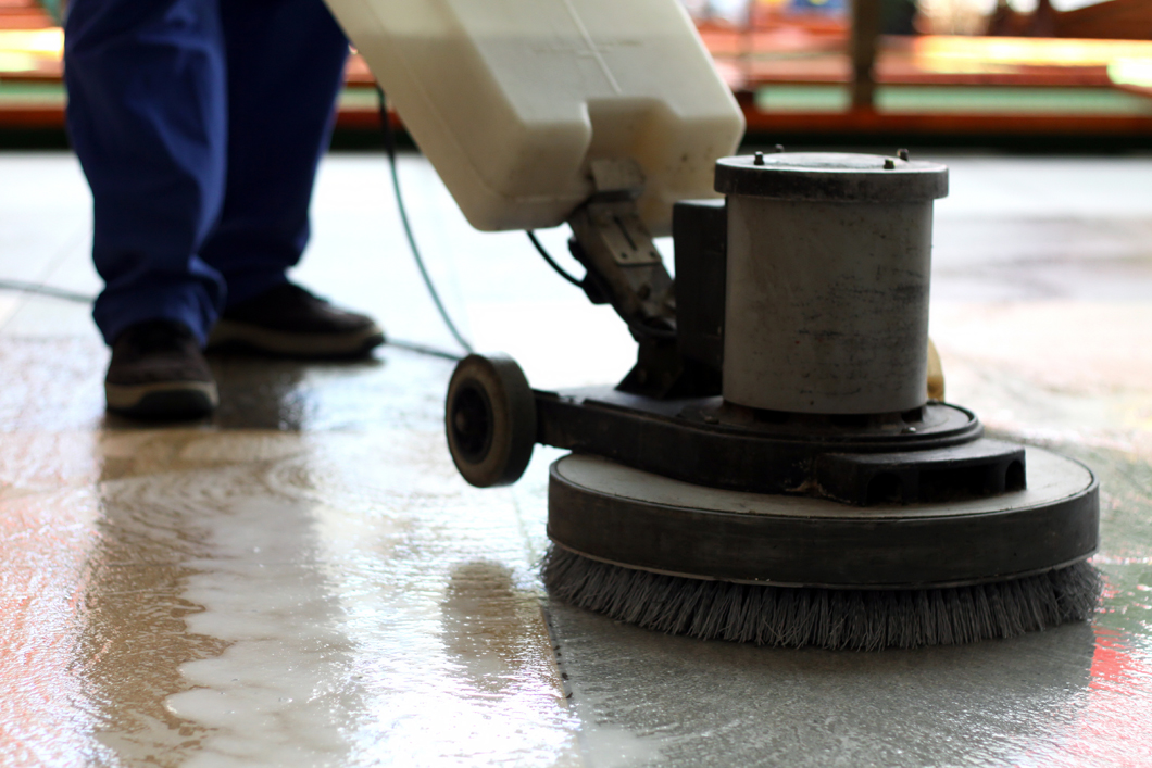 Commercial Floor Stripping Waxing Services Tyler Longview Tx